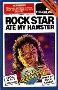 Rock Star Ate My Hamster per Amstrad CPC