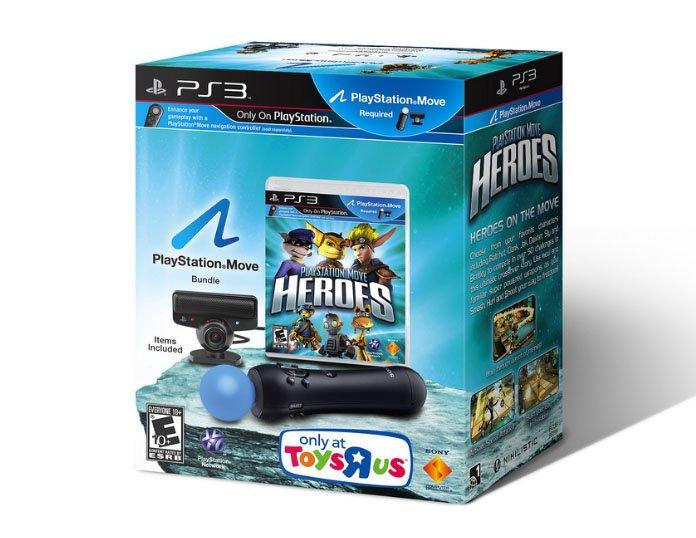 Bundle per PlayStation Move Heroes negli USA