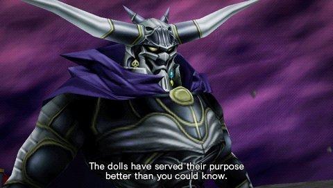 La Soluzione di Dissidia 012 Final Fantasy
