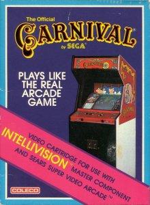 Carnival per Intellivision