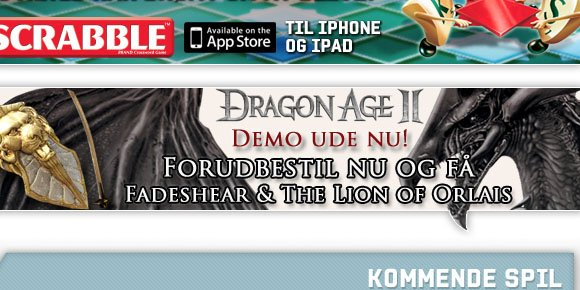 Domani una demo di Dragon Age II?