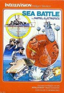 Sea Battle per Intellivision