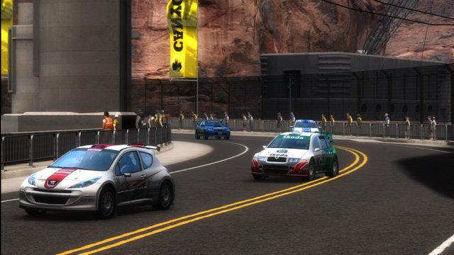 Confermato SEGA Rally Online