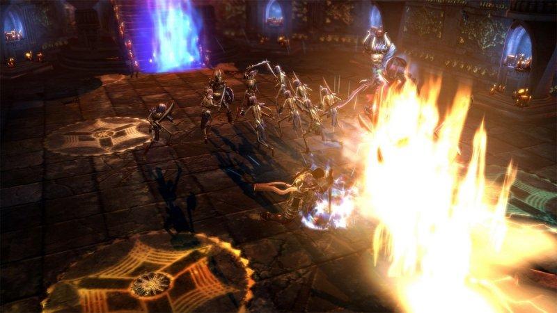 I primi due capitoli in regalo a chi prenota Dungeon Siege III su Steam