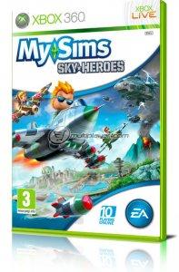 MySims SkyHeroes per Xbox 360