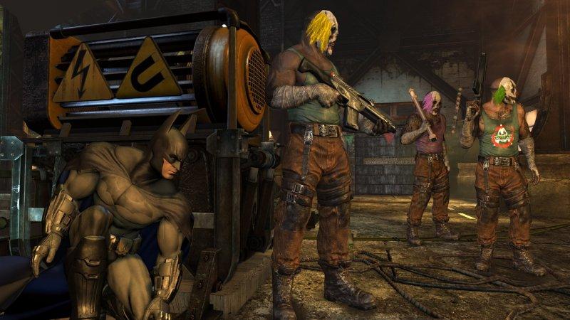 Rocksteady conferma: niente multiplayer in Arkham City
