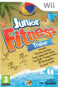 Junior Fitness Trainer per Nintendo Wii
