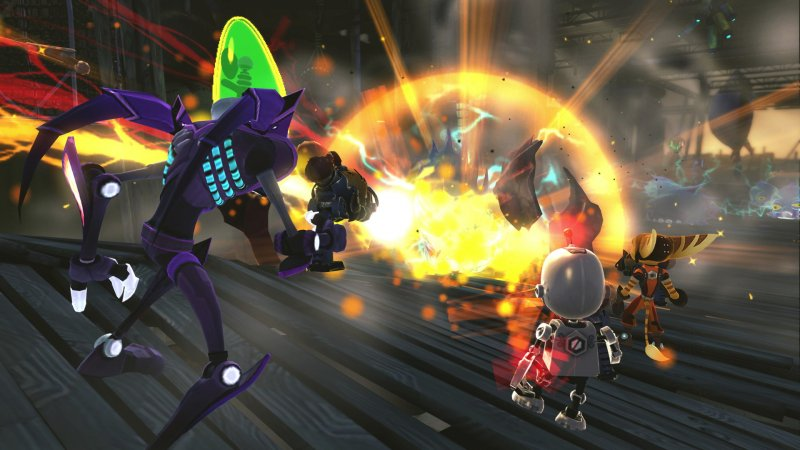 Ratchet & Clank: All 4 One supporterà il 3D