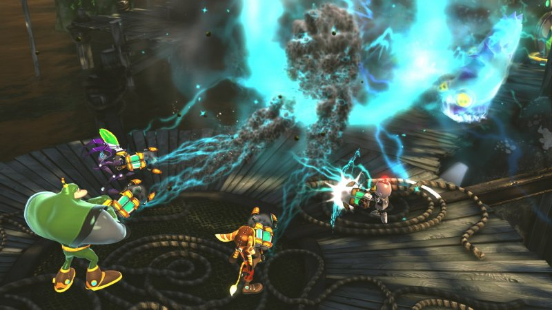 Una data per Ratchet & Clank: All 4 One