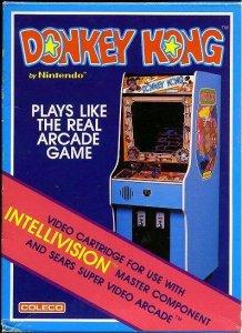 Donkey Kong per Intellivision