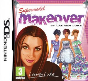 Supermodel Makeover by Lauren Luke  per Nintendo DS