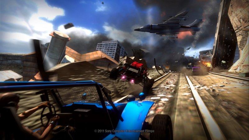 MotorStorm: Apocalypse rimandato negli USA