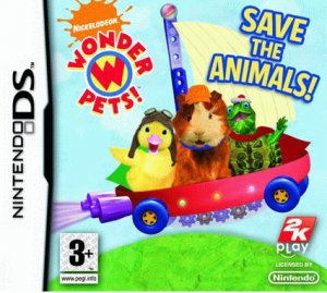 Wonder Pets: Save the Animals  per Nintendo DS