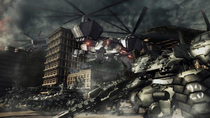 Missioni da un'ora in Armored Core V