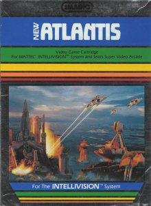 Atlantis per Intellivision