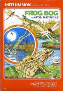 Frog bog per Intellivision