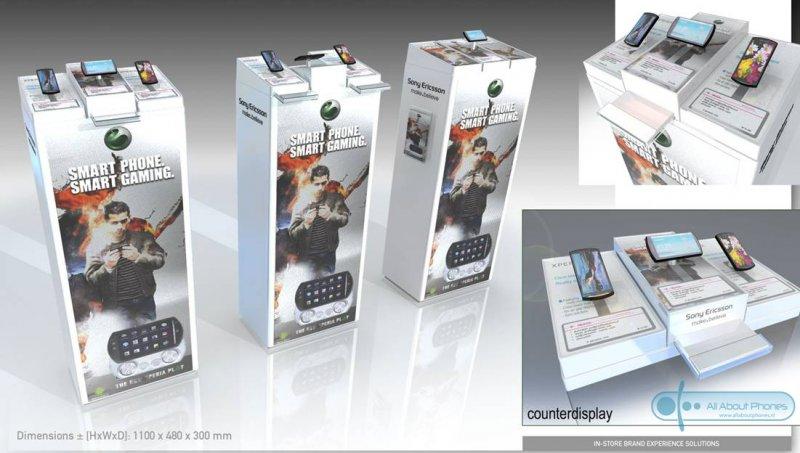 Il Sony Ericsson Xperia Play arriverà ad aprile in UK