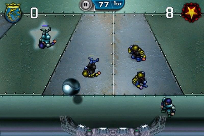 Speedball 2 su App Store