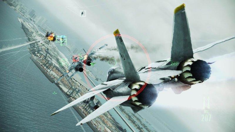Ace Combat: Assault Horizon, data e nuova versione annunciate