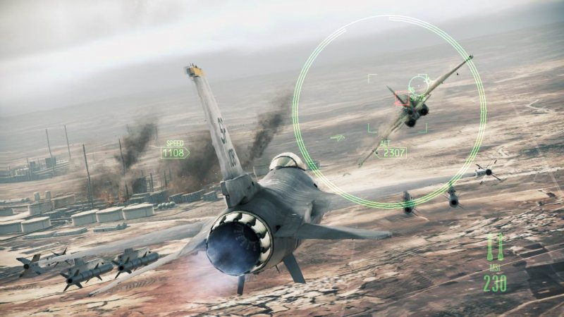 Air Strike su Los Angeles!