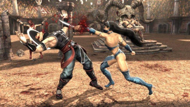 Mortal Kombat: confermati due personaggi DLC