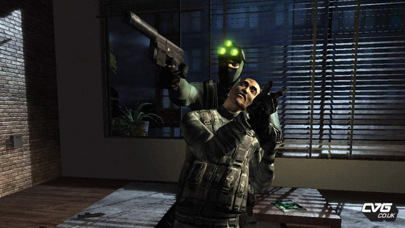 Una patch per la Splinter Cell HD Trilogy