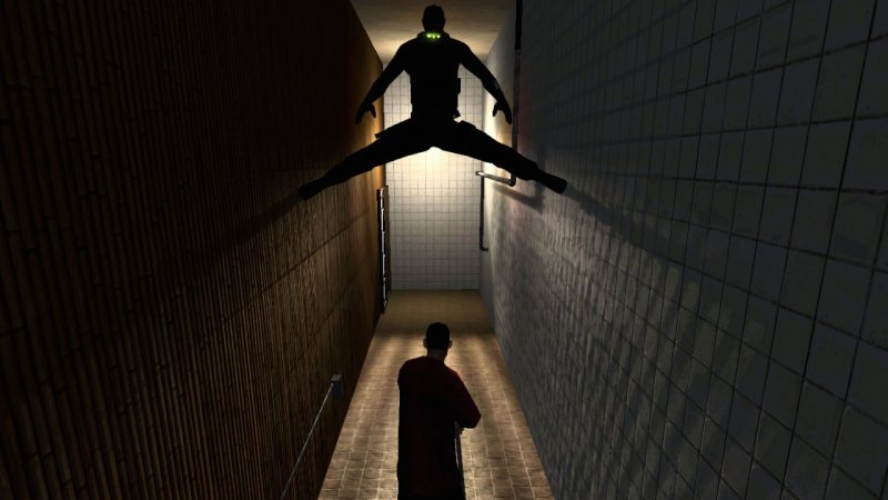 Splinter Cell Trilogy in ritardo negli USA
