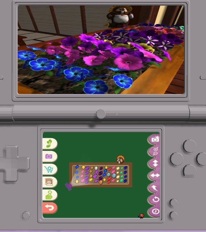 EA cancella My Garden, gioco di lancio per 3DS