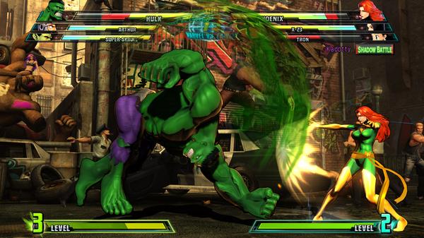 Svelata la Shadow Mode di Marvel vs Capcom 3