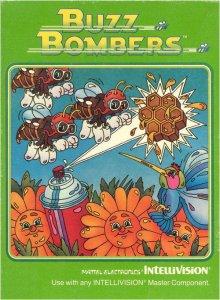 Buzz bombers per Intellivision