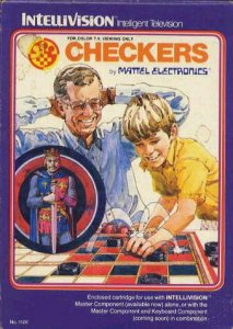 Checkers per Intellivision