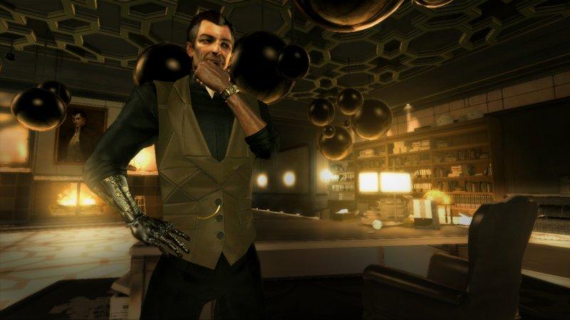 Il multiplayer può funzionare in un Deus Ex