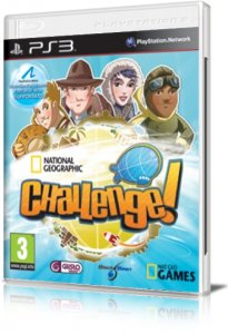 National Geographic Challenge! per PlayStation 3