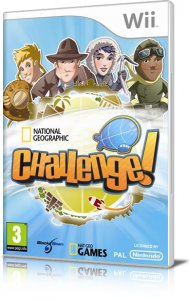 National Geographic Challenge! per Nintendo Wii
