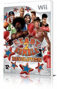Ready 2 Rumble: Revolution per Nintendo Wii