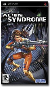 Alien Syndrome per PlayStation Portable
