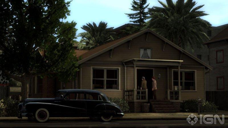 Immagini inedite da L.A. Noire