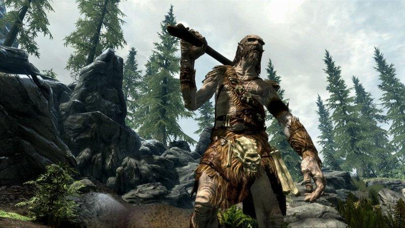Skyrim: i motivi dell'assenza del multiplayer