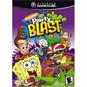 Nickelodeon Party Blast per GameCube