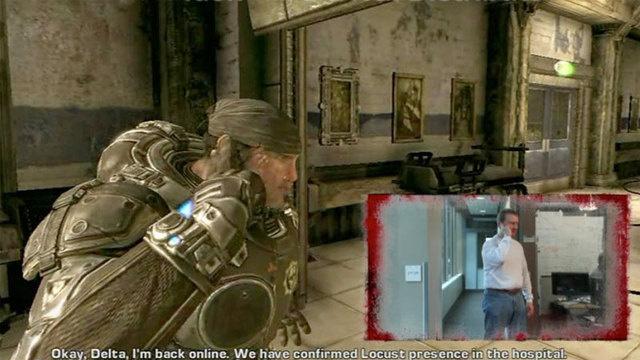 Gears of War per Kinect in lavorazione?