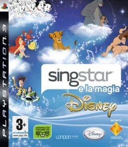 SingStar Disney per PlayStation 3
