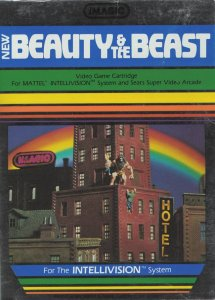 Beauty and the Beast per Intellivision