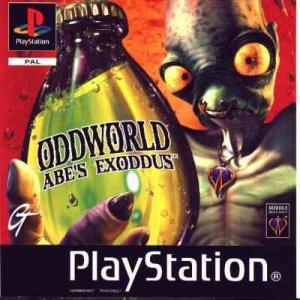 Oddworld: Abe's Exoddus per PlayStation