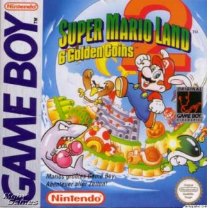 Super Mario Land 2: 6 Golden Coins per Game Boy