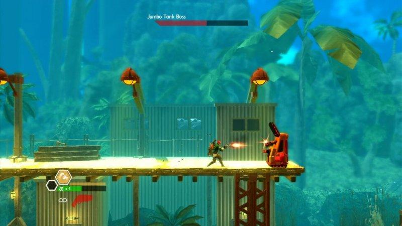 La Soluzione di Bionic Commando: Rearmed 2