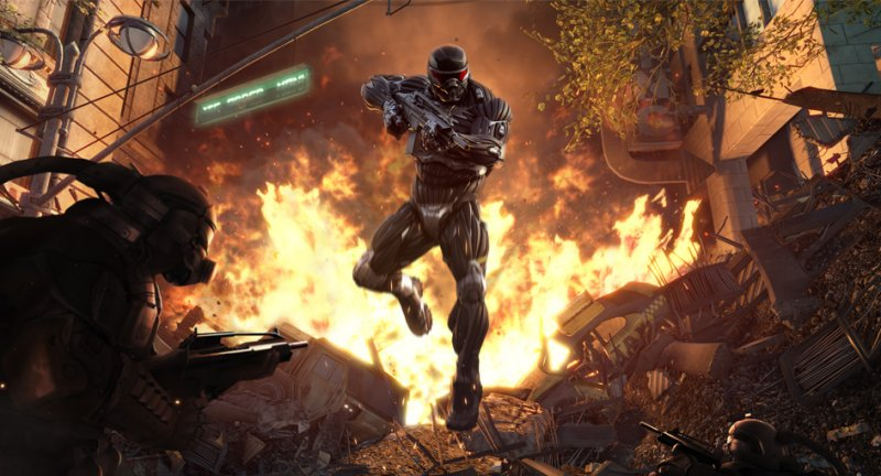 Crysis 2 su PS3 girerà bene come su Xbox 360
