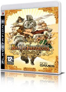Battle Fantasia per PlayStation 3