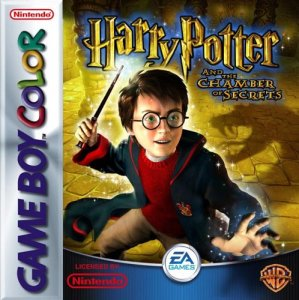 Harry Potter e la Camera dei Segreti per Game Boy Color