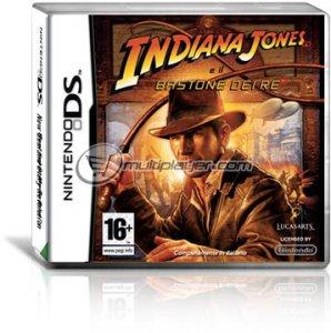 Indiana Jones e il Bastone dei Re per Nintendo DS