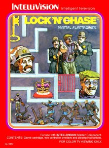 Lock 'N' Chase per Intellivision